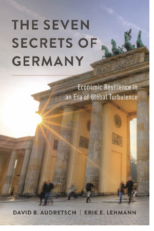 Cover of Seven Secrets of Germany.