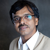 Portrait of Mr. Srinivas.